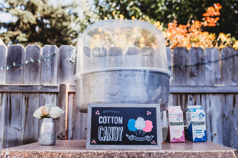 cotton candy southern Oregon wedding photographer
