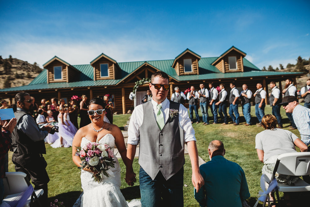 bride-groom-sunglasses-ceremony-southern-oregon-wedding-photographer