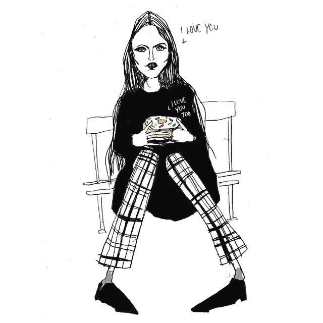 Illustration by  Sara Rabin , September 2014