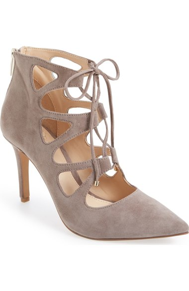 "Vince Camuto ""Bodell Lace Up Pump"""