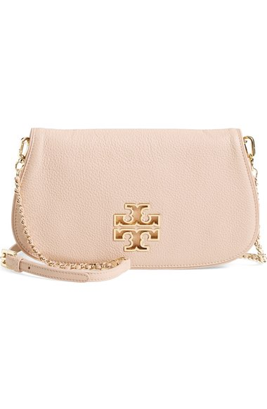 "Tory Burch ""Britten Convertible Clutch"""