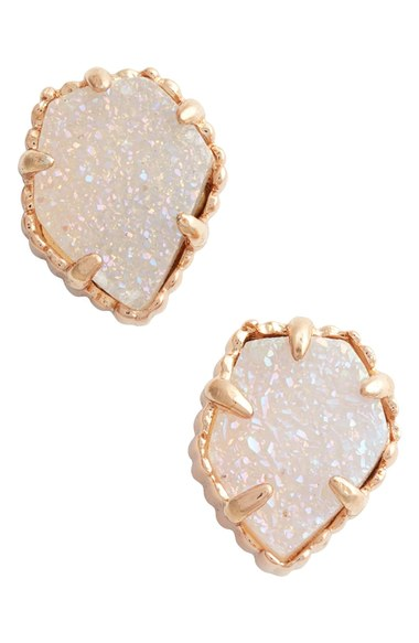 "Kendra Scott ""Tessa Stone Stud Earrings"""