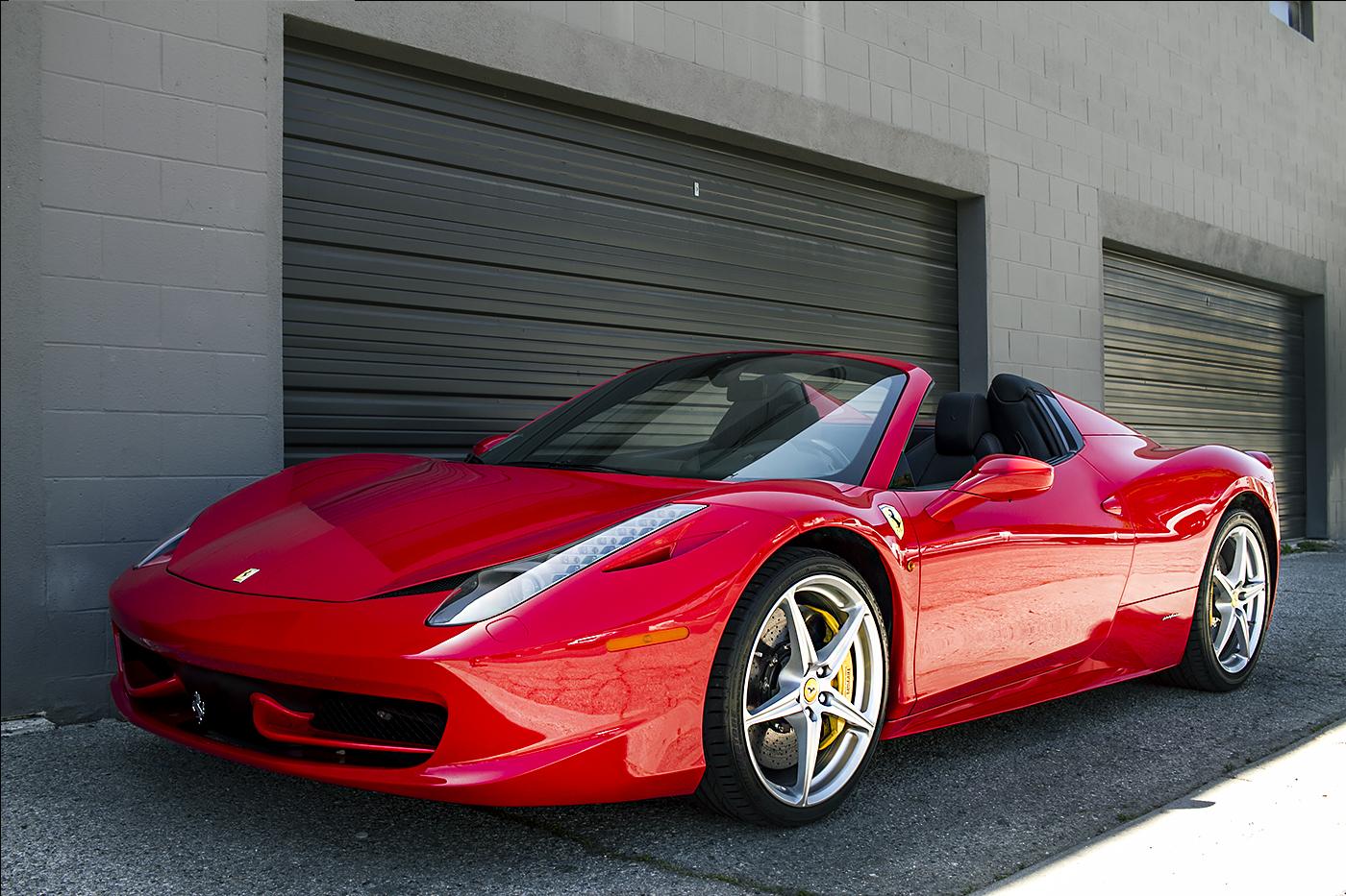 and ferrari luxury rental locations exotic at miami car diamond rentals