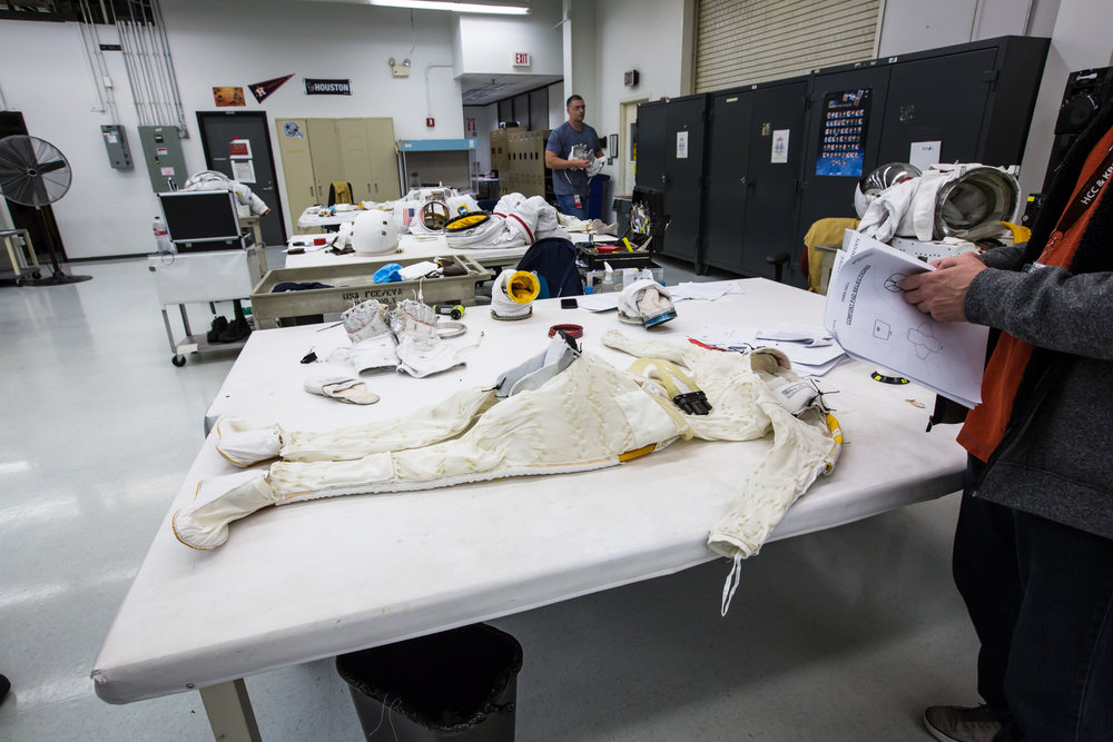 NASA's Suit Lab