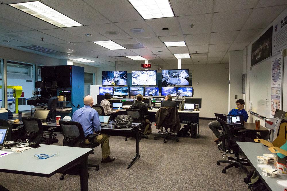 NBL Mission Control