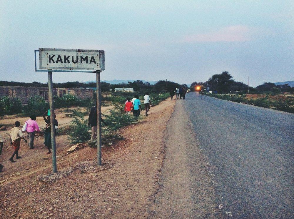A photo Ruth Dun took in Kakuma, Kenya.