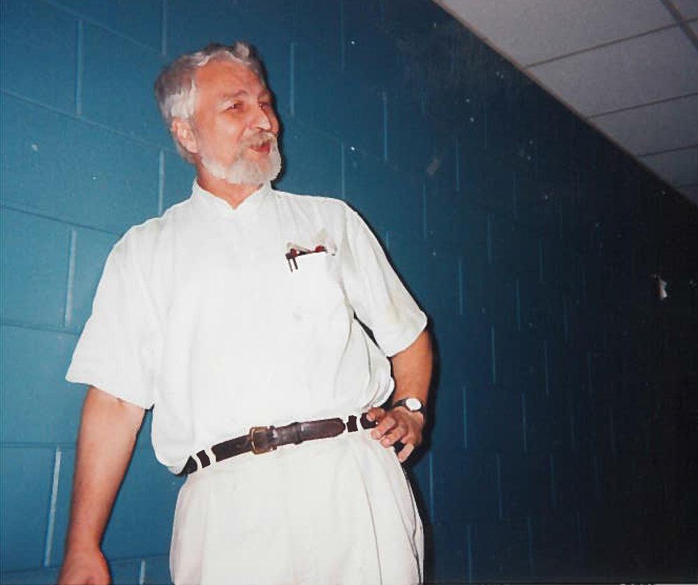 Ronald Siebeling, 1999