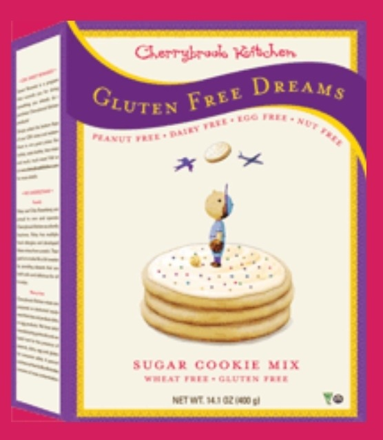 Cherrybrook Kitchens Gluten Free Dreams