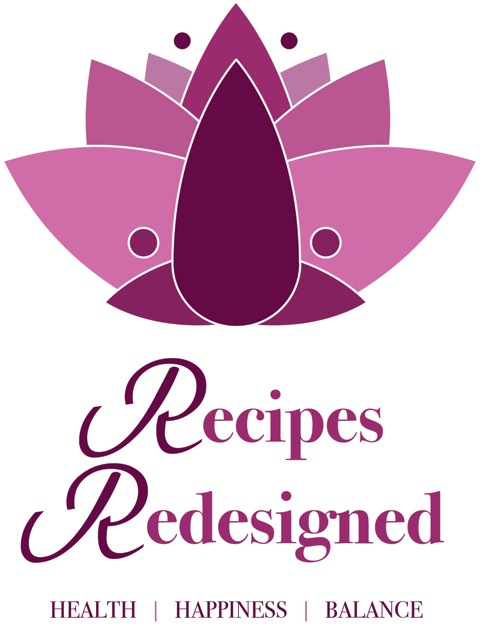 Recipes Redesigned Square Logo