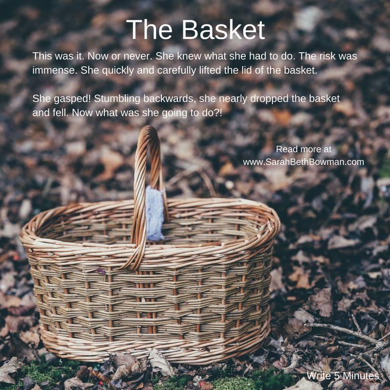 Day 6 : basket