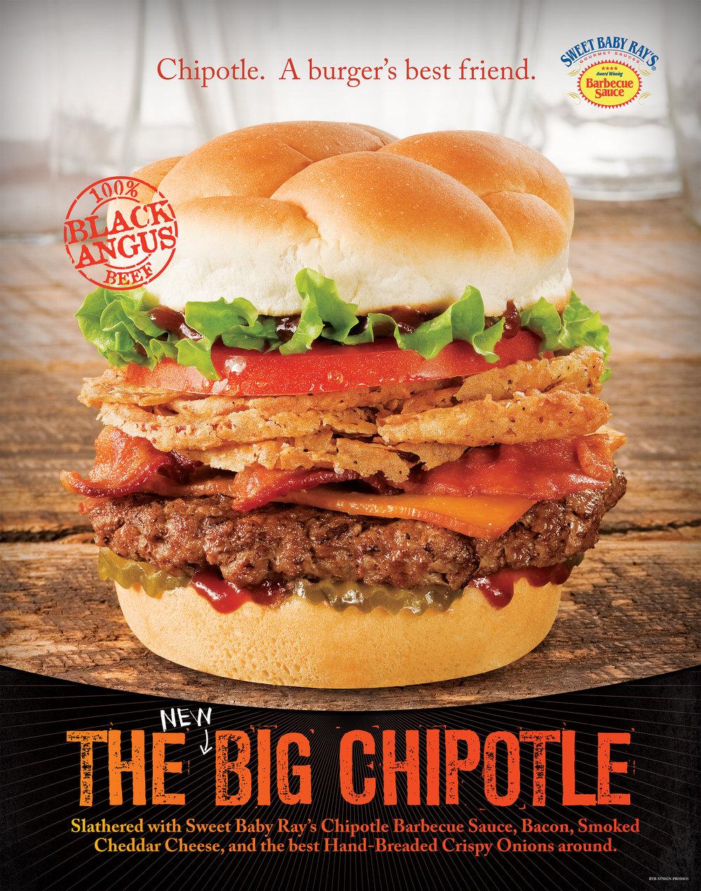 Backyard Burger. Big Chipotle Radio