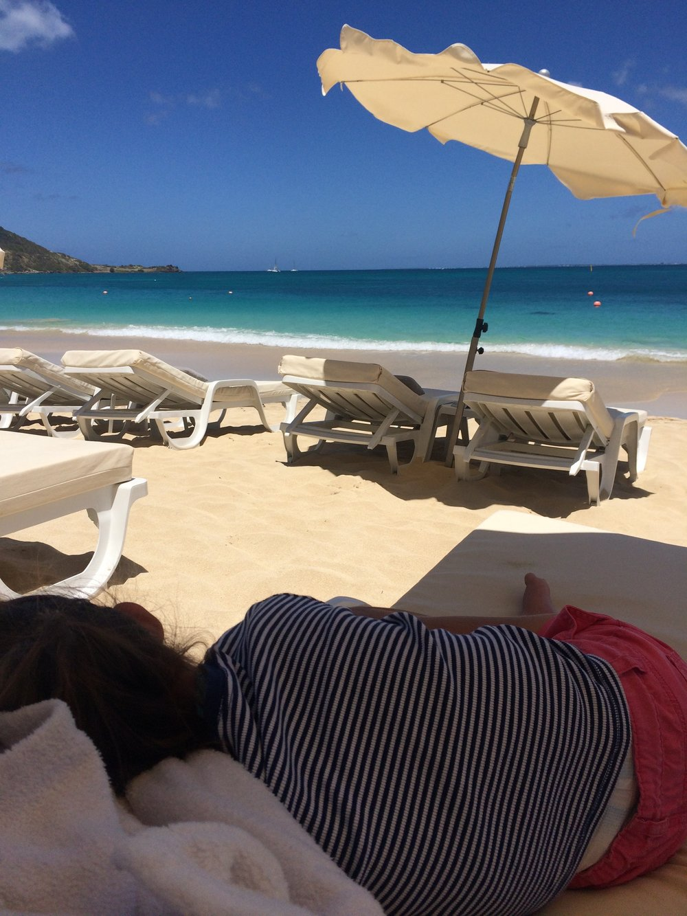grand case: napping in paradise