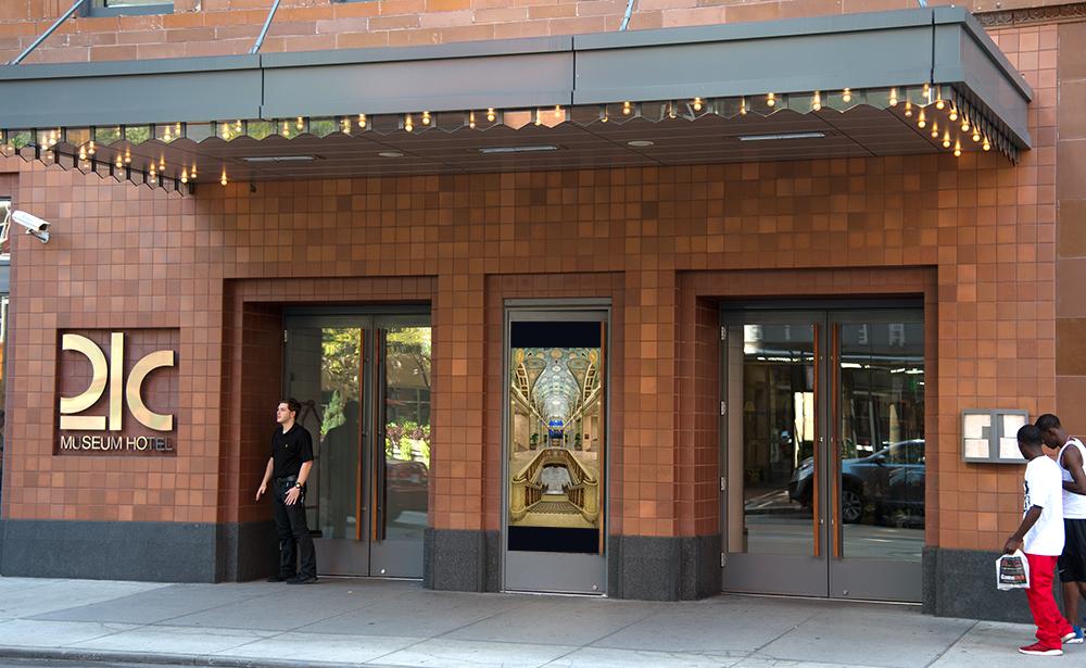 Location 9: 21c Museum Hotel, 609 Walnut Street