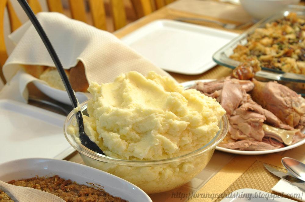 Jeff's mashed potatoes