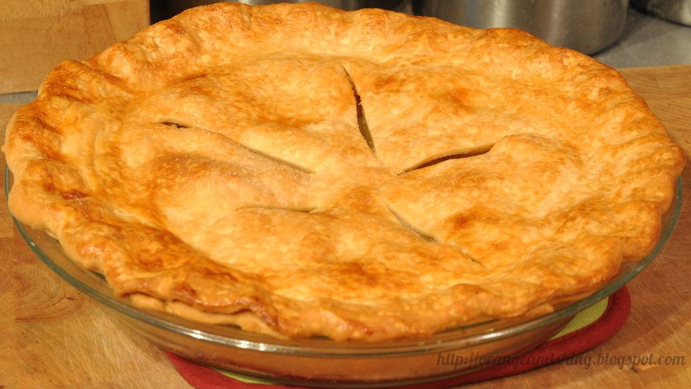 Jeff's apple pie
