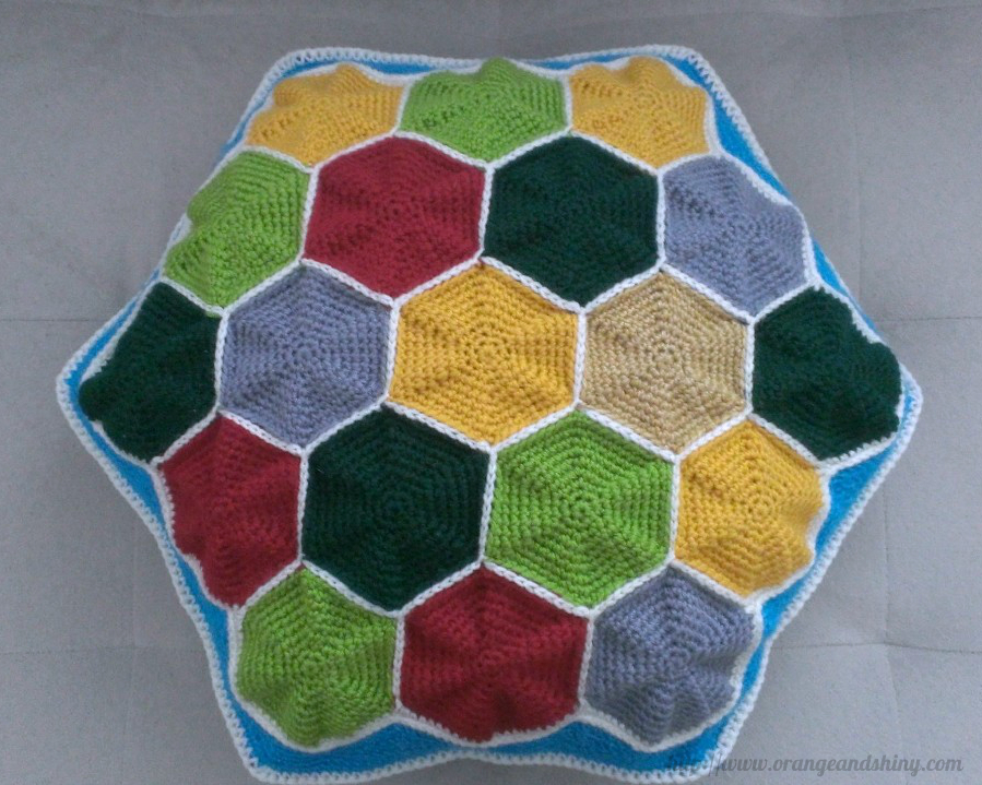 Settlers of Catan pillow