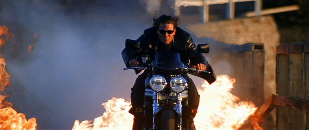 Mission Impossible 2 Canonical Order