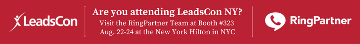 RingPartner At Leadscon New York 2016