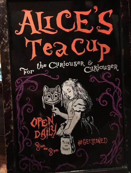 Copy of Alice's Tea Cup