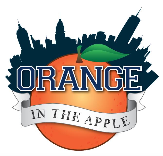 Copy of Orange in the Apple