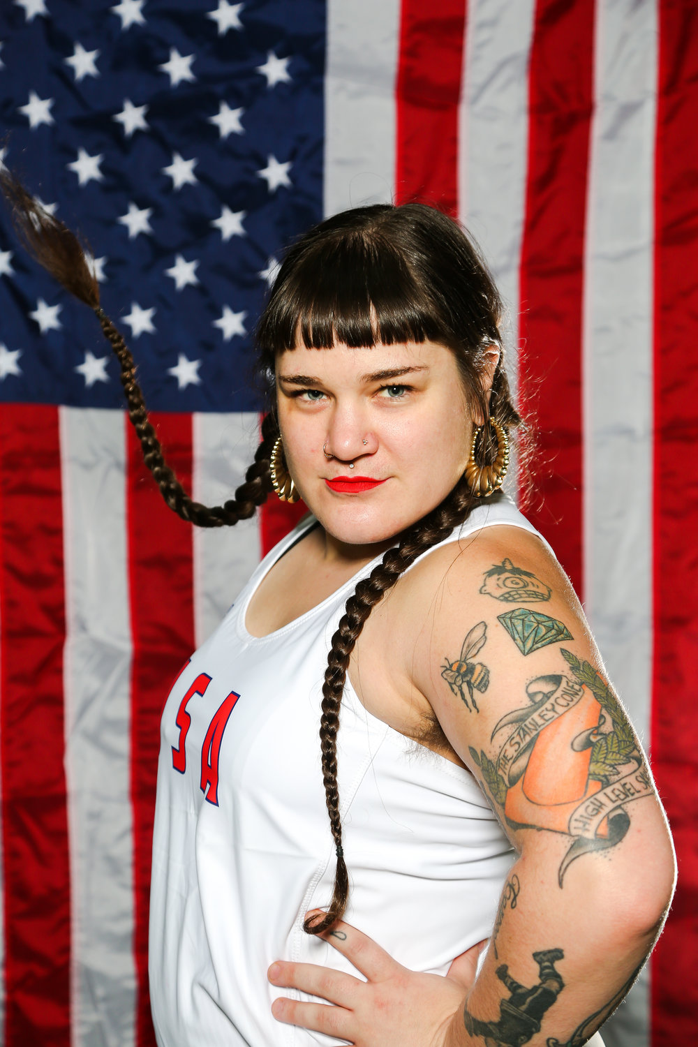 Roxy Dallas - USA Roller Derby SkaterGotham Girls Roller Derby Charter Captain & SkaterDefense Coach