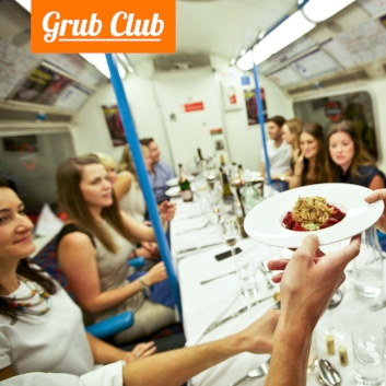 GrubClubBringing together talented chefs and unique spaces and you  -