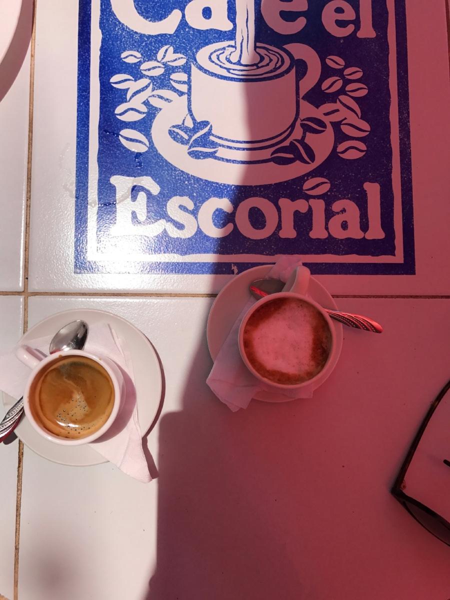 Cafe Escorial Havana Cuba Espresso
