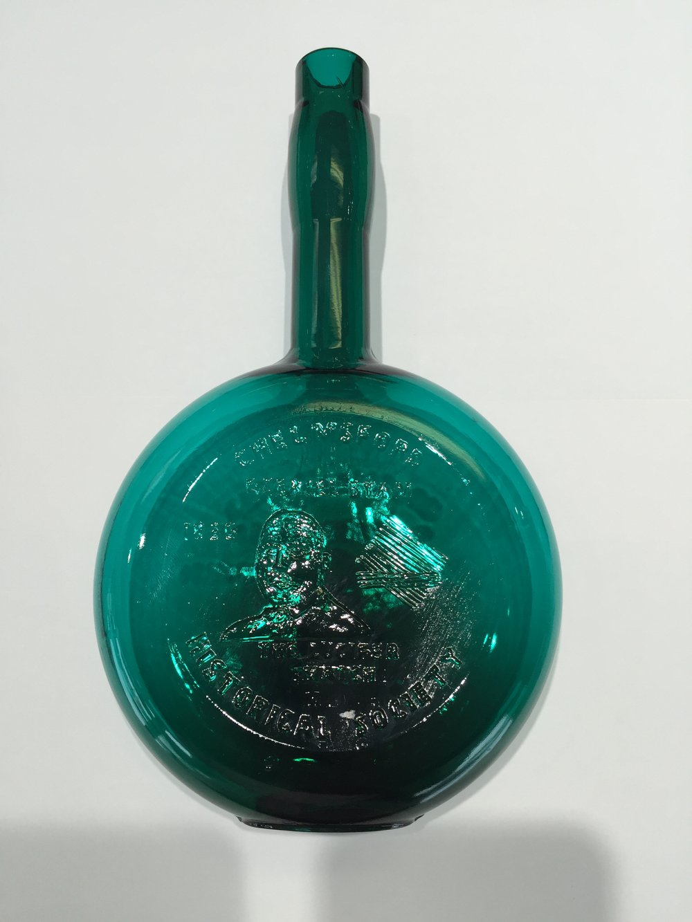 Green Byam Banjo Bottle $20