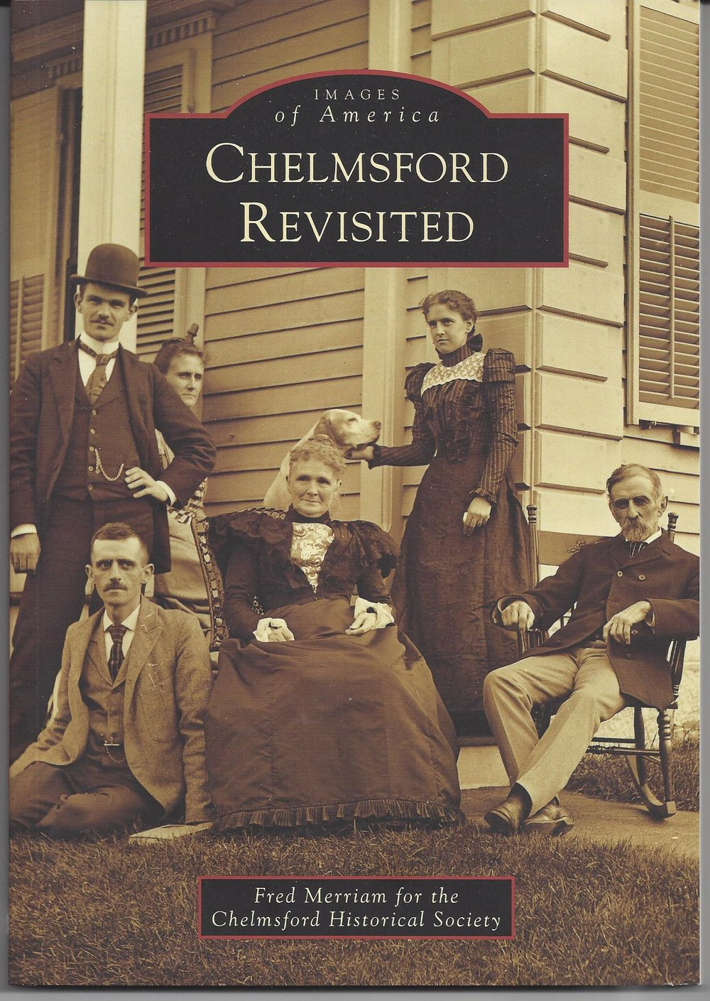 Chelmsford Revisited (Book), Merriam $22