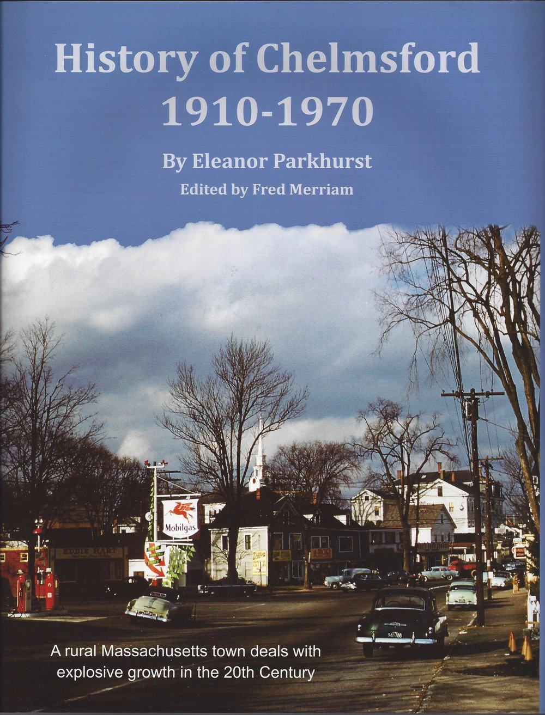 History of Chelmsford (Book) Parkhurst $30