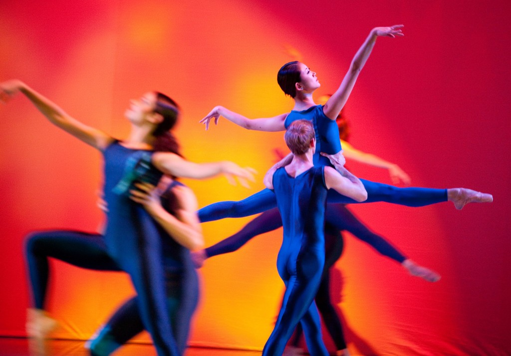 Contemporary ballets will be performed alongside the classics at the gala. SUBMITTED BY MINNESOTA BALLET