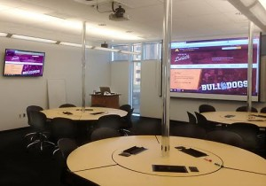 Active Learning Classroom at UMD. ITSS|Submitted