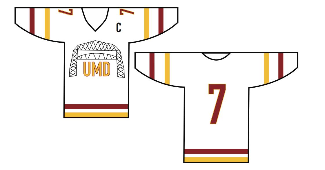 buy popular 2689d 20382 Column: A call for alternate jerseys for men's hockey — The ...