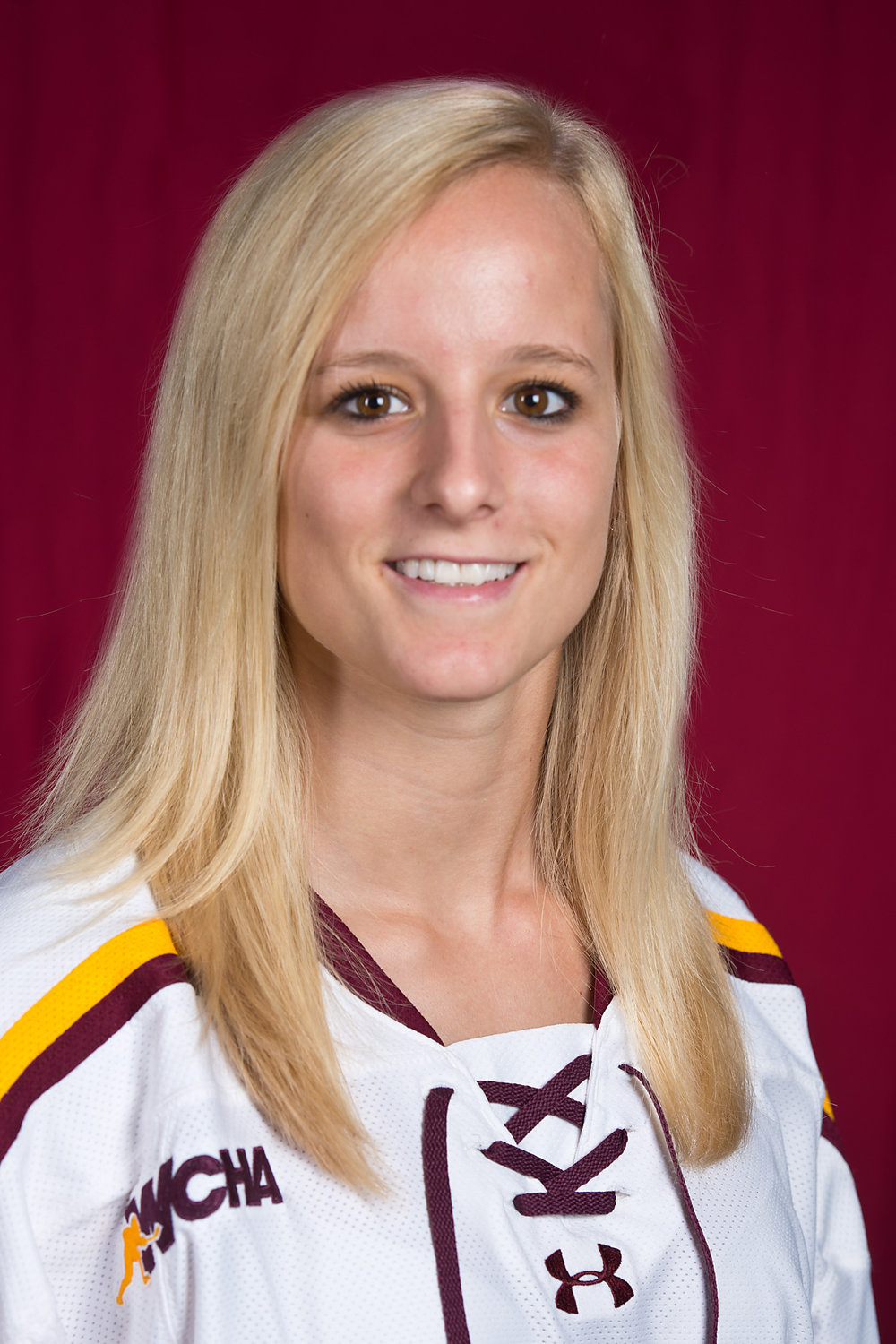 Lara Stalder Photo Courtesy of UMD Athletics