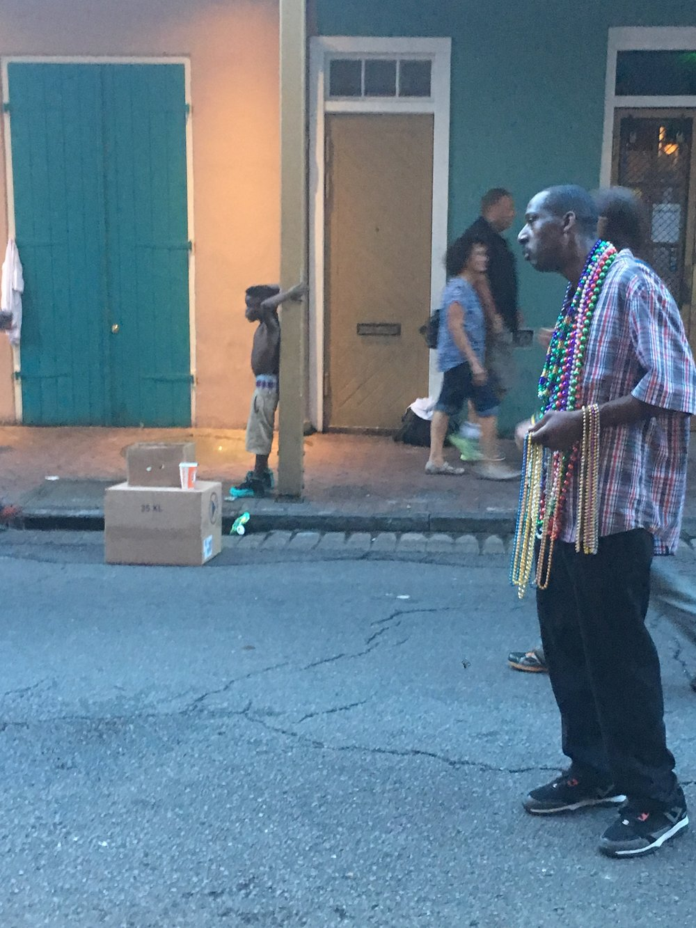 Beads Bourbon Street
