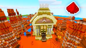 MINEFREAK Mcpe Redstone Maps on custom maps, minecraft maps, cod maps,
