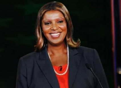 Letitia James, New York City Public Advocate