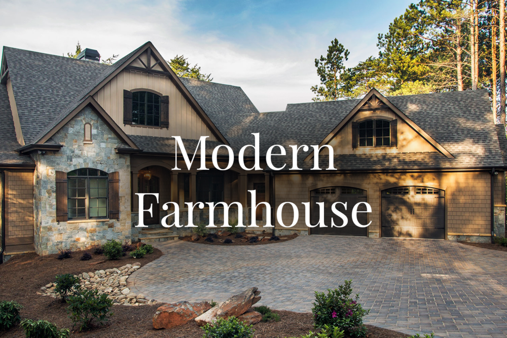Modern Farmhouse Style Home