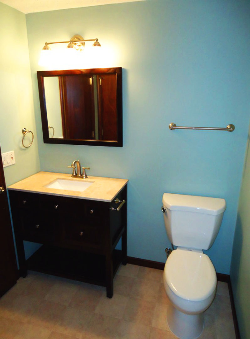 Bathroom — Eagle Design and Construction