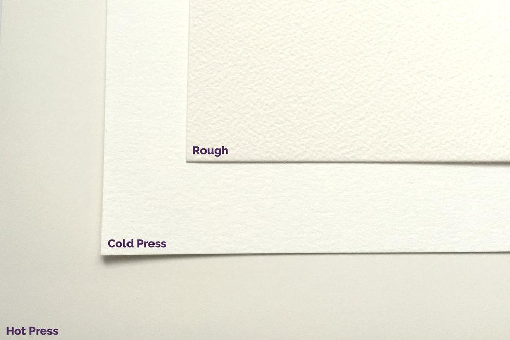watercolor-basics-paper-finish-Olive-Blossom-Designs