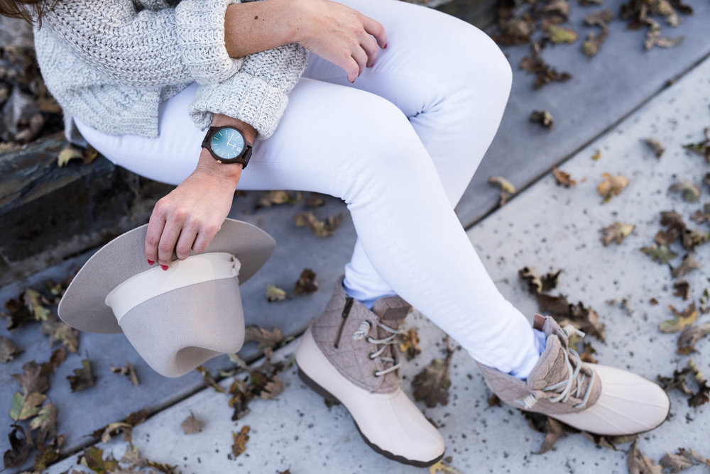freckles on fillmore jord wood watches