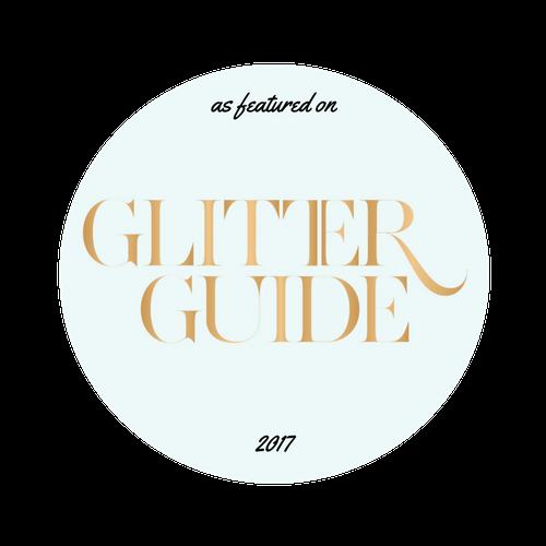 glitter guide feature