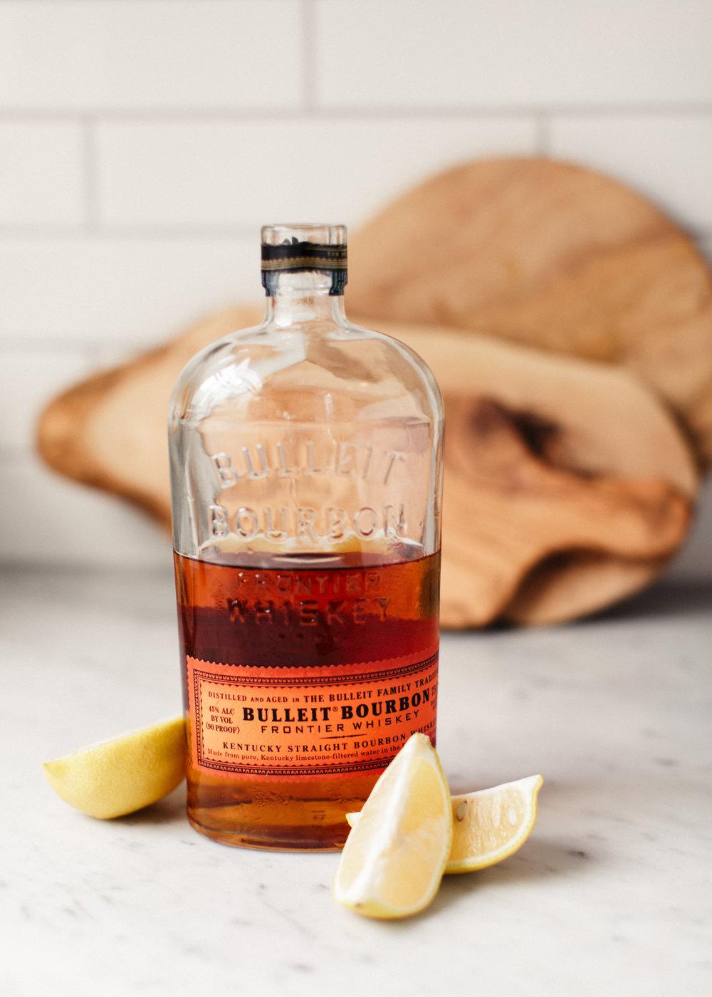 bourbon apple cider fall festive cocktail
