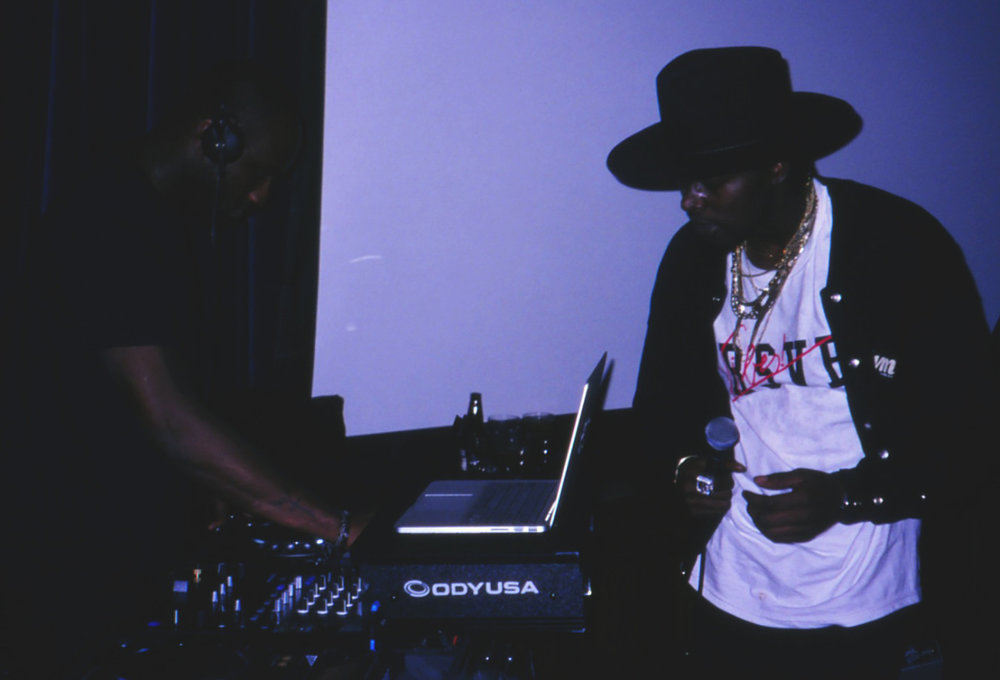 samschmieg :      Theophilus & Virgil at Soho House Chicago