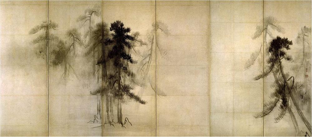 theanarch :     Hasegawa Tohaku (1539-1610)