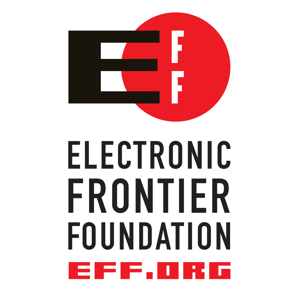 The Electronic Frontier Foundation is the leading nonprofit organization defending civil liberties in the digital world. Founded in 1990, EFF champions user privacy, free expression, and innovation through impact litigation, policy analysis, grassroots activism, and technology development. We work to ensure that rights and freedoms are enhanced and protected as our use of technology grows.