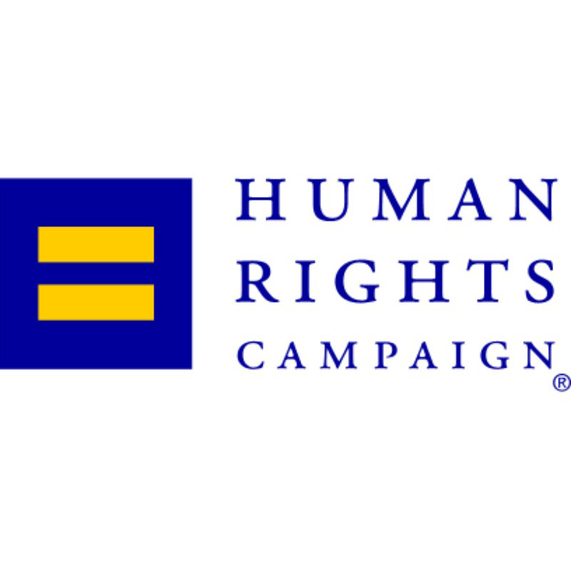 The Human Rights Campaign represents a force of more than 1.5 million members and supporters nationwide. As the largest national lesbian, gay, bisexual, transgender and queer civil rights organization, HRC envisions a world where LGBTQ people are ensured of their basic equal rights, and can be open, honest and safe at home, at work and in the community.
