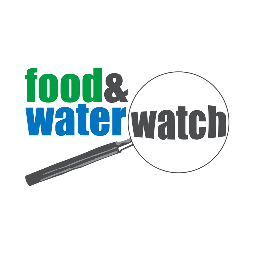 Food & Water Watch champions healthy food and clean water for all. We stand up to corporations that put profits before people, and advocate for a democracy that improves people's lives and protects our environment.