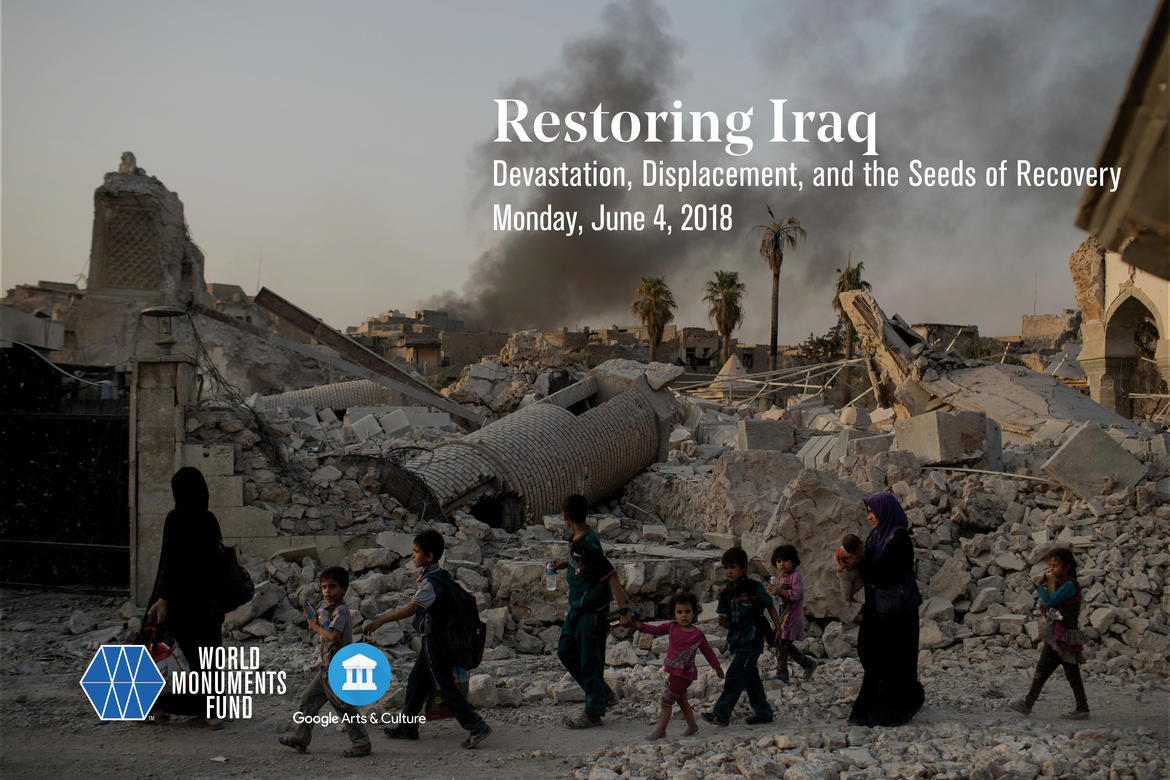 Restoring Iraq: Devastation, Displacement, and the Seeds of Recovery