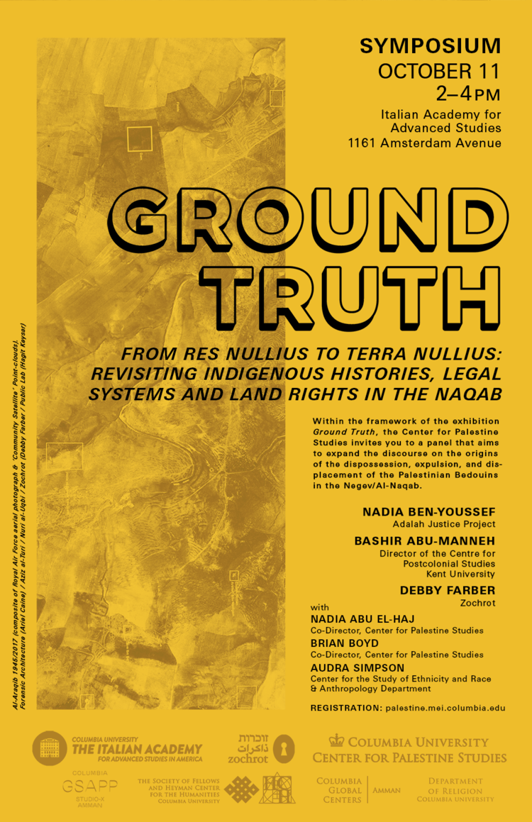Revisiting Indigenous Histories, Legal Systems and Land Rights